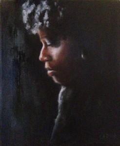 Portrait of Norma