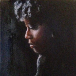 New Painting of Norma