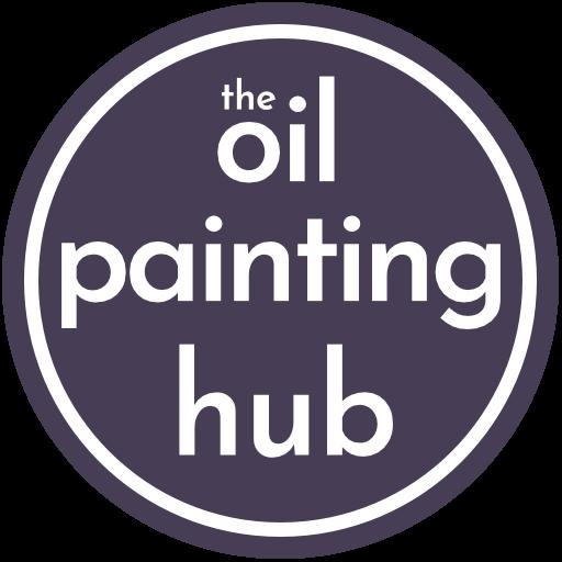 The Oil Painting Hub logo